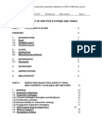 055 - Guidelines for NDT of GRP Pipe Systems and Tanks 2