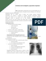 Radiografie Resp