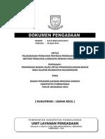 Cover - BPBD Jl Ds Cilapar Kaligondang