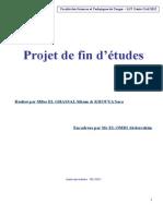PFE conception Et Dimensionnement de La Construction Métallique D'un Bâtiment