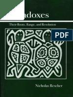 Rescher 2001 Paradoxes