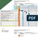 Diagrama de Gantt 2015-2 Macro 501