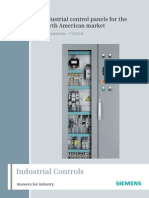 Guide to Industrial Control Panels
