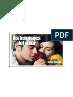 Los Lenguajes Del Amor