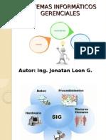 Sistemas Informaticos Gerenciales SIG