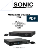 Manual DVR 7216