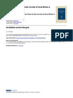 Morgan 1989 Ibn Battuta and the Mongols