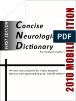 Concise Neurological Dictionary