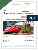 Rapport de Stage Hajar BEL MADANI