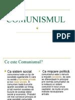 COMUNISMUL Power Point