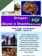 Drogas Abuso e Dependencia 1