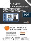 How the New Facebook Newsfeed Changes Your Content Strategy