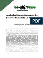 Molina,Ignasio - Analogias Poco Observadas