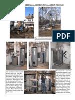 Geothermal Installation Presentation