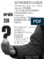 oiangu Asamblea Eta Orain Zer