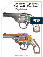 The Iver Johnson Top Break Safety Automatic Revolvers Explained