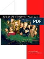 Tale of the Vampyres Rule Book 1.1