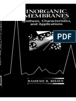 Bhave R.R., (ed.) Inorganic Membranes. Synthesis, Characteristics and Applications (only 1,2,3,6 and 7 chapters)(1991)(T)(155s).pdf