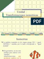 Tranformaciones isométricas