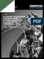 Desplazamiento como consecuencia de la violencia en America Latina