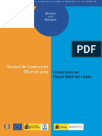 conducción manual