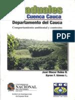 Guaduales en La Cuenca Cauca Departamento Del Cauca