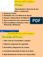 Soa Soldadura Oxi-acetilenica