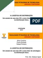 A Logística de Distribuição