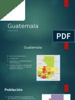 Demografía de Guatemala