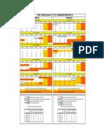 Calendario ETSID 2015-16 - Grado 1,2,3