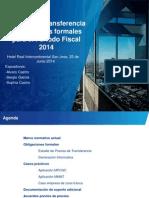KPMG Seminario Precios de Transferencia - 25 Junio 2014