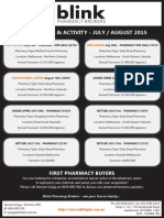 Pharmacy Daily for Mon 03 Aug 2015 - PSA unveils HDP program, PSA15 Excellence Awards, PSA15 photo wrap-up, Weekly Comment and much more