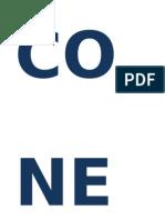CONECTORES en La Narracion