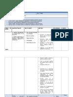 Planificacion I medio 2° semestre