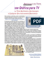 Interfase Gráfica Para TV f s f