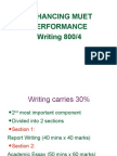 Muet Writing q1 & q2