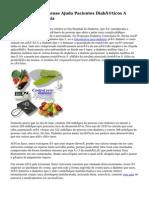 Tecnologia Catarinense Ajuda Pacientes Diabéticos A Controlar A Glicemia