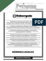 Separata Especial Boletín 25-07-2015 Normas Legales TodoDocumentos.info