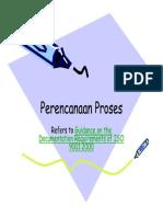 Planning of Process