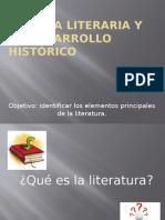 La Obra Literaria y Su Desarrollo Histórico