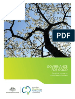 Download Governance for Good - The ACNC's Guide for Charity Board Members [1MB PDF] (1)