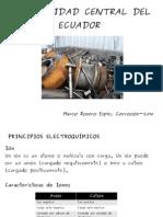 Unidad 2 (PrinLa corrosión se define como el deterioro de un material a consecuencia de un ataque electroquímico por su entorno. De manera más general, puede entenderse como la tendencia general que tienen los materiales a buscar su forma más estable o de menor energía interna. Siempre que la corrosión esté originada por una reacción electroquímica (oxidación), la velocidad a la que tiene lugar dependerá en alguna medida de la temperatura, de la salinidad del fluido en contacto con el metal y de las propiedades de los metales en cuestión. Otros materiales no metálicos también sufren corrosión mediante otros mecanismos. El proceso de corrosión es natural y espontáneo.  La corrosión es una reacción química (oxidorreducción) en la que intervienen tres factores