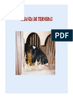 CRIANZA DE TERNERAS