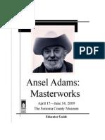 Ansel Adams Ed Guide