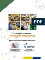 Excelentia Cursos Produccion y Manufactura