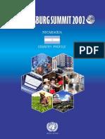 Johannesburg Summit 2002