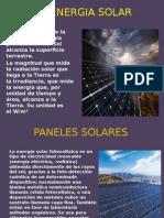 La Energia Solar