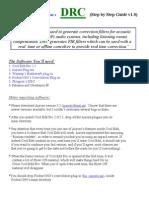 DRC Guide v1.0