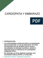 Cardiopatia y Embarazo1