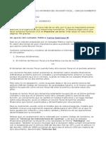 Diferentes Dictámenes e Informes Del Revisor Fiscal